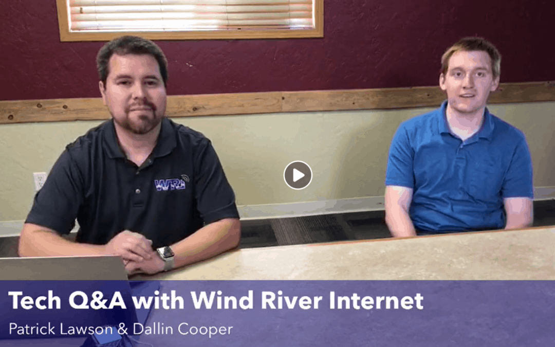 "Tech Q&A with Wind River Internet ""What is Fixed Wireless Internet?"""
